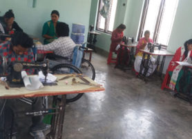 Tailoring Training For Disabled People in Dang